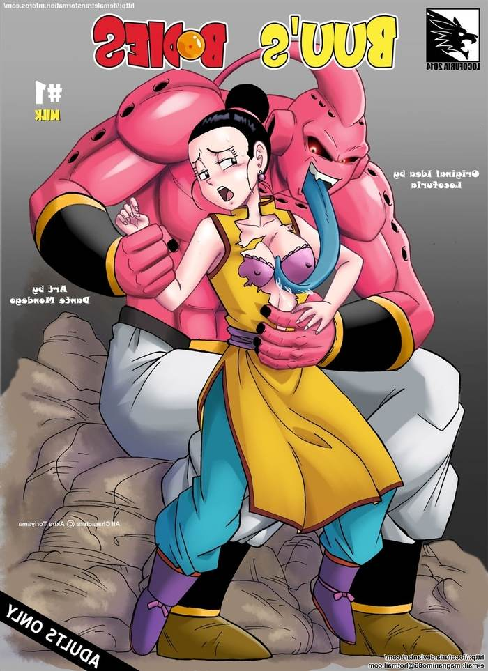 Opinion dragonball z hentai buu accept