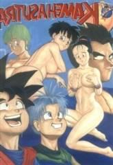 Dragon Ball Z  – Kamehasutra ( Color)