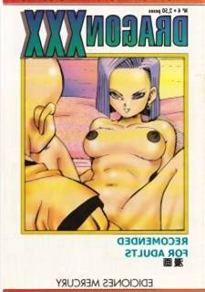 Dragon XXX – Dragon Ball Z,  Hentai