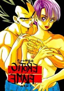 Erotic Flame – Dragon Ball Z ( Kuri)
